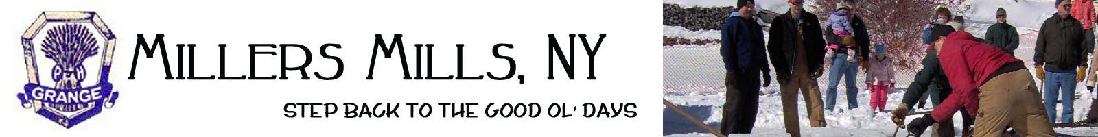 Visit Miller Mills, NY
